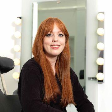 Eila Blow Dry Specialist at MacGregor Hairdressing Edinburgh