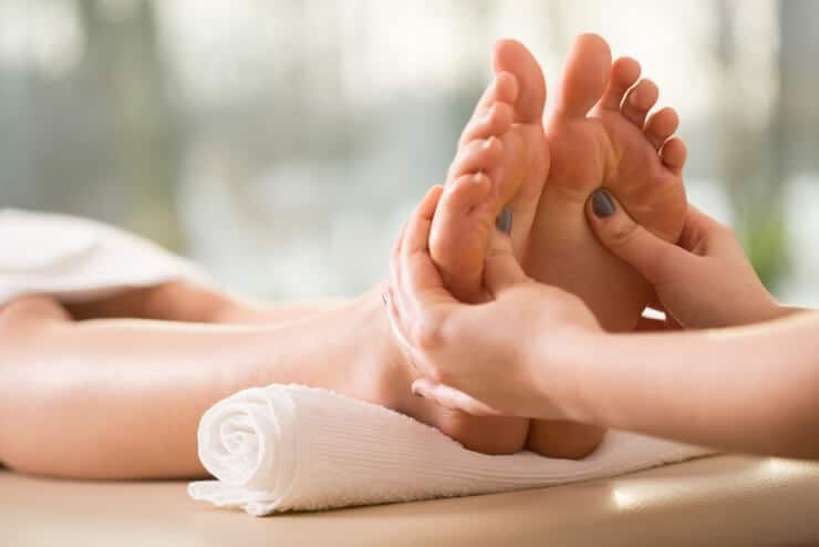reflexology treatments in edinburgh