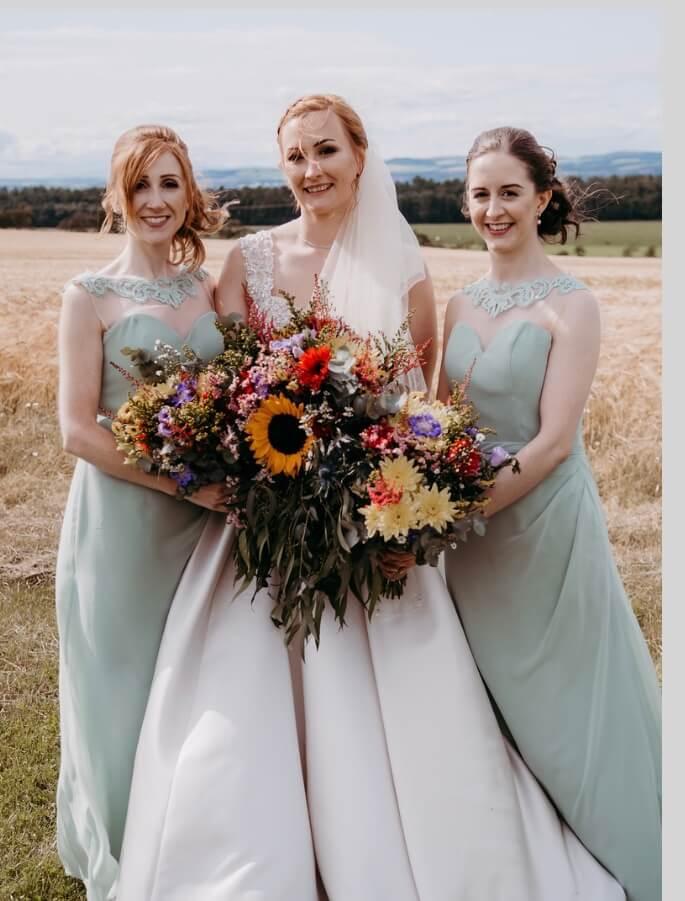 hair and beauty for weddings edinburgh