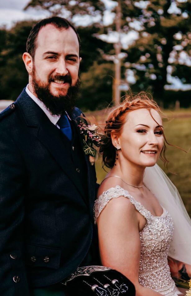wedding hairdresser edinburgh