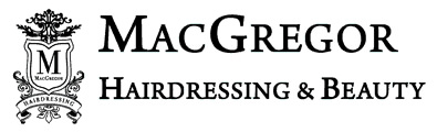 MacGregor Hairdressing logo