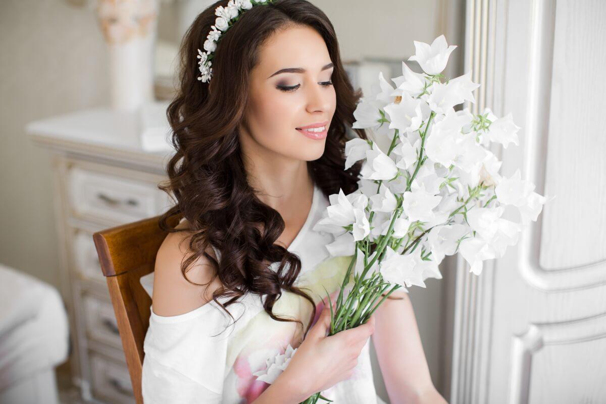 bridal and wedding hairdressing edinburgh
